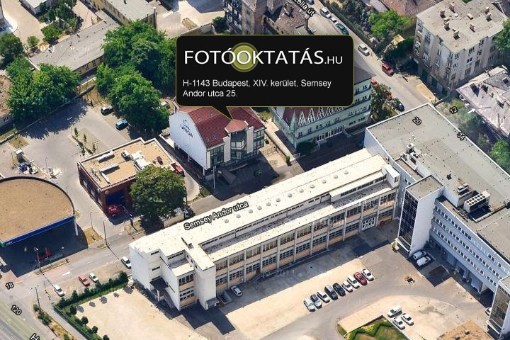 budapest andor utca térkép FotóOktatás | fotóiskola és fotótanfolyam mindenkinek | fotósuli  budapest andor utca térkép